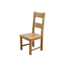 Hampshire Solid Seat Dining Chair Solid Seat