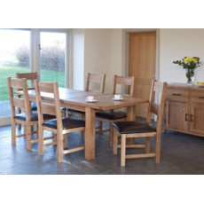 Hampshire Extending Table 120/165