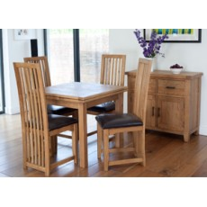 Hampshire Extending Square Table