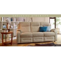 Parker Knoll Boston Man 3 Seater Rln Sofa