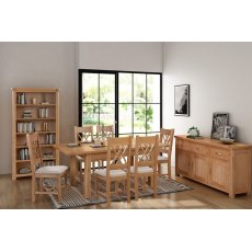 New York 180cm Extending Table