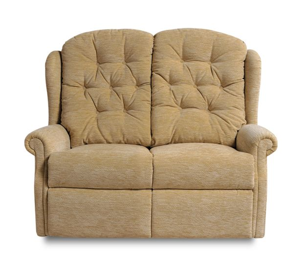 Celebrity Woburn Fabric Fixed 2 Seater