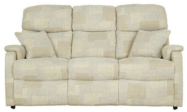 Celebrity Hertford Fabric 3 Seater