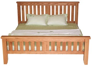 Furniture Link Hampshire 5' Bed