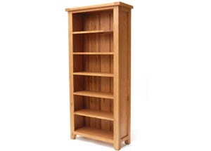 Furniture Link Hampshire Large Bookcase