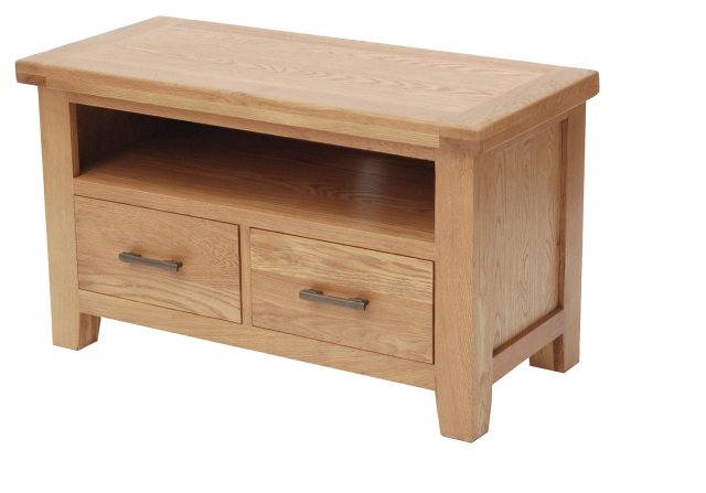 Furniture Link Hampshire Rectangular TV Unit