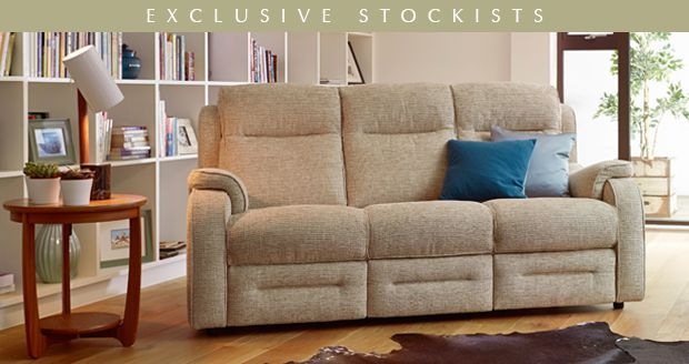 Parker Knoll Parker Knoll Boston Man 3 Seater Rln Sofa
