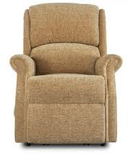 Celebrity Regent Fabric Fixed Chair