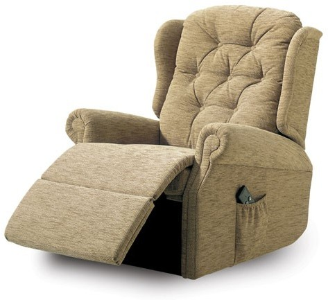 Celebrity Woburn Fabric Recliner